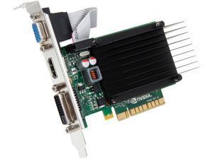 EVGA GeForce GT 720 DirectX 12 01G-P3-2722-KR 1GB 64-Bit DDR3 PCI Express 2.0 x 8 Video Card