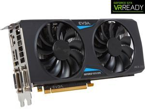 EVGA GeForce GTX 970 04G-P4-2974-KR 4GB SC GAMING w/ACX 2.0, Silent Cooling Graphics Card
