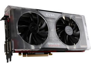 EVGA GeForce GTX 780 Ti DirectX 12 03G-P4-3888-RX 3GB 384-Bit GDDR5 PCI Express 3.0 SLI Support Video Card