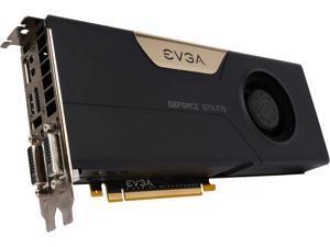 EVGA GeForce GTX 770 DirectX 12 (feature level 11_0) 02G-P4-2770-RX 2GB 256-Bit GDDR5 PCI Express 3.0 SLI Support Video Card