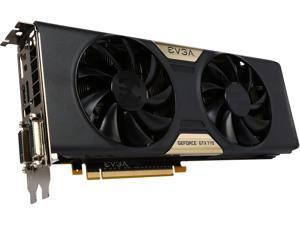 EVGA GeForce GTX 770 DirectX 12 (feature level 11_0) 02G-P4-2773-RX 2GB 256-Bit GDDR5 PCI Express 3.0 SLI Support Video Card