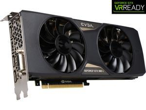 EVGA GeForce GTX 980 Ti 06G-P4-4995-KR 6GB SC+ GAMING w/ACX 2.0+, Whisper Silent Cooling w/ Free Installed Backplate Graphics Card