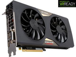 EVGA GeForce GTX 980 Ti 06G-P4-4998-KR 6GB CLASSIFIED GAMING w/ACX 2.0+, Whisper Silent Cooling w/ Free Installed Backplate Graphics Card