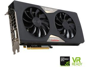 EVGA GeForce GTX 980 Ti 06G-P4-4998-RX 6GB CLASSIFIED GAMING w/ACX 2.0+, Whisper Silent Cooling w/ Free Installed Backplate Graphics Card
