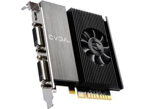 EVGA GeForce GT 710 DirectX 12 02G-P3-2717-KR 2GB 64-Bit DDR3 PCI Express 2.0 Video Card