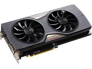 EVGA GeForce GTX 980 Ti DirectX 12 06G-P4-4997-KR 6GB 384-Bit GDDR5 PCI Express 3.0 SLI Support Classified ACX 2.0+ Video Card