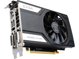EVGA GeForce GTX 960 04G-P4-1962-RX 4GB SC GAMING, Only 6.8 inches, Perfect for mITX Build Graphics Card-Certified Refurbished