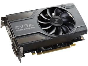 EVGA GeForce GTX 950 DirectX 12 02G-P4-1958-KR 2GB 128-Bit GDDR5 PCI Express 3.0 x16 SLI Support SC GAMING Video Card