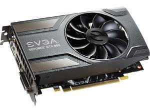 EVGA GeForce GTX 950 DirectX 12 02G-P4-1956-KR 2GB 128-Bit GDDR5 PCI Express 3.0 x16 SLI Support SC GAMING Video Card