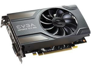 EVGA GeForce GTX 950 02G-P4-1952-KR 2GB 128-Bit GDDR5 PCI Express 3.0 x16 SLI Support GAMING Video Card