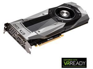 EVGA GeForce GTX 1080 Founders Edition, 08G-P4-6180-KR, 8GB GDDR5X, LED, DX12 OSD Support (PXOC)
