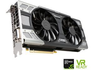 EVGA GeForce GTX 1080 DirectX 12 08G-P4-6286-KR 8GB 256-Bit GDDR5X PCI Express 3.0 HDCP Ready SLI Support FTW GAMING ACX 3.0 Graphics Card