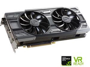 EVGA GeForce GTX 1080 FTW DT GAMING ACX 3.0, 8GB GDDR5X, RGB LED, 10CM FAN, 10 Power Phases, DX12, 08G-P4-6284-KR