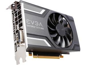 EVGA GeForce GTX 1060 SC GAMING, ACX 2.0 (Single Fan), 06G-P4-6163-KR, 6GB GDDR5, DX12 OSD Support (PXOC), Only 6.8 Inches