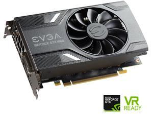 EVGA GeForce GTX 1060 GAMING, ACX 2.0 (Single Fan), 03G-P4-6160-KR, 3GB GDDR5, DX12 OSD Support (PXOC), Only 6.8 Inches