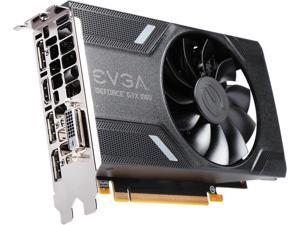 EVGA GeForce GTX 1060 GAMING, ACX 2.0 (Single Fan), 03G-P4-6160-KR, 3GB GDDR5, DX12 OSD Support (PXOC), Only 6.8 ...