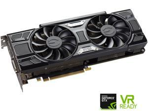 EVGA GeForce GTX 1060 DirectX 12 06G-P4-6368-KR 6GB 192-Bit GDDR5 PCI Express 3.0 FTW+ GAMING ACX 3.0 Video Card