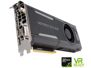 EVGA GeForce GTX 1070 GAMING, 8GB GDDR5, DX12 OSD Support, Graphics Cards (08G-P4-5170-KR)