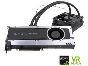 EVGA GeForce GTX 1070 HYBRID GAMING, 8GB GDDR5, DX12 OSD Support, Graphics Cards (08G-P4-6178-KR)