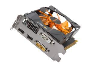 ZOTAC AMP! GeForce GTX 650 ZT-61003-10M Video Card