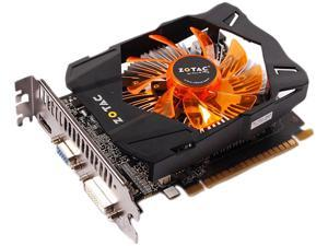 ZOTAC Synergy Edition GeForce GTX 650 Ti ZT-61107-10M Video Card