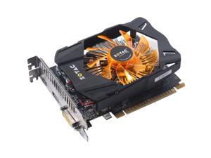 ZOTAC GTX 700 GeForce GTX 750 Ti DirectX 11 ZT-70605-10M 2GB 128-Bit GDDR5 PCI Express 3.0 HDCP Ready Plug-in Card Video ...
