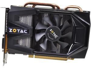 ZOTAC GeForce GTX 560 Ti (Fermi) DirectX 11 GTX560TI-1GBD5-BULK-R 1GB 256-Bit GDDR5 PCI Express 2.0 x16 HDCP Ready SLI Support Video Card