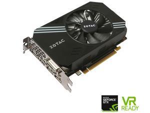 ZOTAC GeForce GTX 1060 Mini, ZT-P10600A-10L, 6GB GDDR5 Super Compact