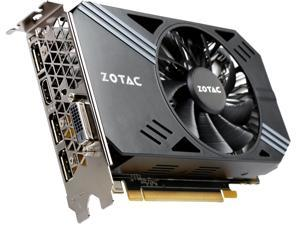 ZOTAC GeForce GTX 1060 Mini, ZT-P10610A-10L, 3GB GDDR5 Super Compact