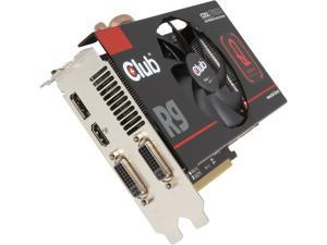 Club3D royalQueen Radeon R9 270X CGAX-R927X6 Video Card