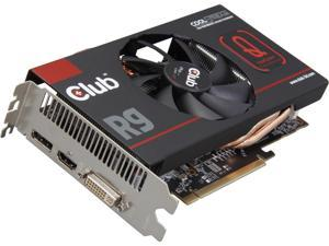 Club 3D Radeon R9 270 DirectX 11.2 CGAX-R9276 2GB 256-Bit GDDR5 PCI Express 3.0 Video Card