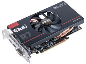 Club3D royalQueen Radeon R7 265 CGAX-R72656 Video Card