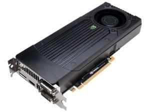 NVIDIA GeForce GTX 760 2GB GDDR5 16X PCIe Video Card