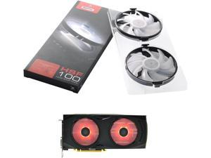 XFX Hard Swap Fan Kit - RED Model MA-AP01-RLED