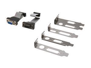 XFX Low Profile Bracket Kit Model MA-BK01-LP1K