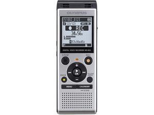 Olympus WS-852 Digital Voice Recorder, Silver, V415121SU000