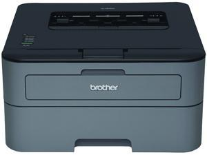 Brother HL-L2320D Compact, Personal Monochrome Laser Printer with Duplex, Up to 30 ppm