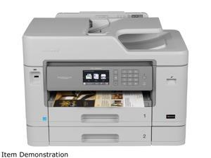 Brother MFC-J5930DW Duplex Up to 4800 x 1200 DPI USB / Wireless Color InkJet All-In-One Printer