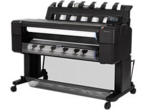 """HP DesignJet T1530 (L2Y24B#BCB) 36"""" PostScript 2400 dpi x 1200 dpi Ethernet Color Thermal Inkjet Printer with Encrypted Hard Disk"""