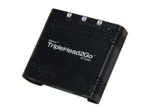 Matrox Graphics eXpansion Module TripleHead2Go Digital video converter T2G-DP-MIF