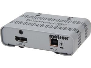 Matrox Graphics eXpansion Module DualHead2Go Digital ME video converter D2G-DP2D-MIF