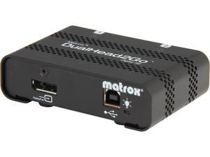 Matrox Graphics eXpansion Module DualHead2Go Digital SE video converter