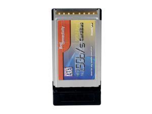 SYBA SD-PCB-SATA SATA PCMCIA Card