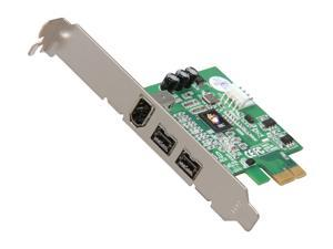 SIIG 3-Port FireWire 800 PCIe Card Model NN-E38012-S3