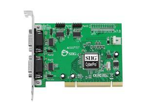 SIIG Add-On Card Model JJ-P45012-S7 - OEM