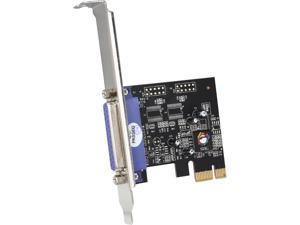 SIIG 1-port ECP/EPP Parallel PCIe Model JJ-E01211-S1