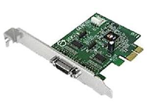SIIG 2-Port Industrial RS-232 PCI Express Adapter Card Model ID-E20011-S1