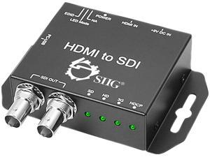 SIIG HDMI to 3G-SDI ConverterCE-SD0311-S1