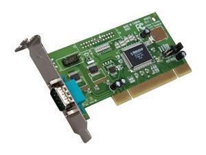 StarTech Low Profile 2 Port 16550 Serial PCI Card Model PCI2S550_LP