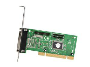 StarTech 2 Port PCI Parallel Adapter Card - EPP/ECP